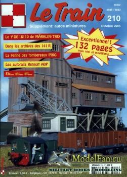 Le Train №210 (October 2005)