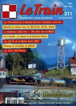 Le Train №211 (November 2005)