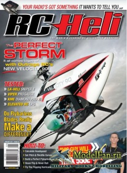 RC Heli (January 2011) Issue 54
