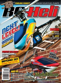 RC Heli (May 2011) Issue 58