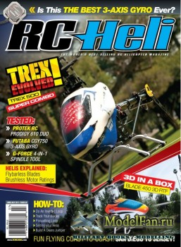 RC Heli (June/July 2011) Issue 59