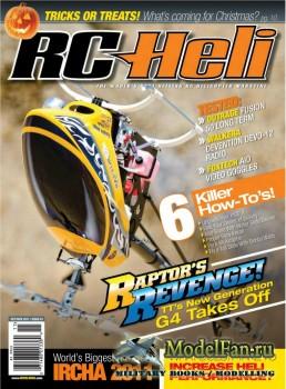 RC Heli (October/November 2011) Issue 61