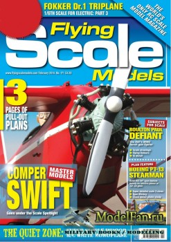 Flying Scale Models №171 (February 2014)