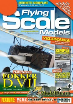 Flying Scale Models №174 (May 2014)