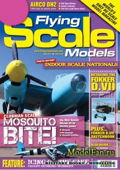 Flying Scale Models №176 (July 2014)