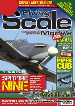 Flying Scale Models №177 (August 2014)