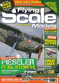 Flying Scale Models №178 (September 2014)