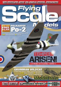 Flying Scale Models №181 (December 2014)