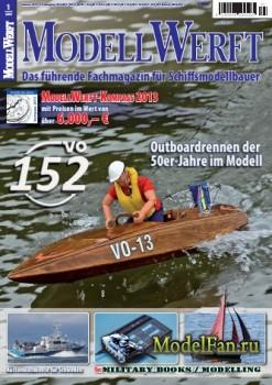 ModellWerft 1/2013