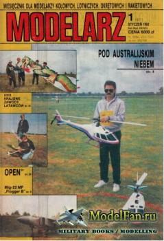 Modelarz 1/1992