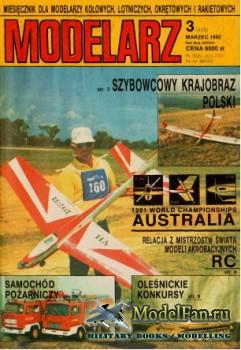 Modelarz 3/1992