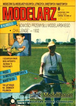 Modelarz 8/1992