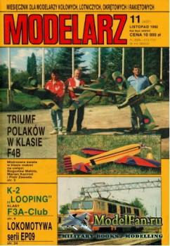 Modelarz 11/1992