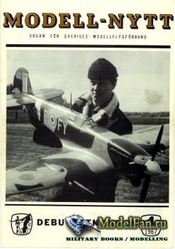 ModellFlyg Nytt №4 (1967)