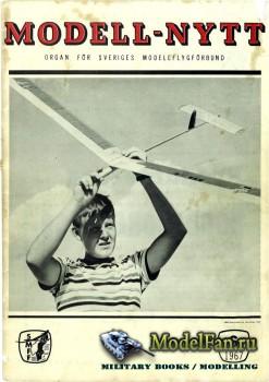 ModellFlyg Nytt №6 (1967)