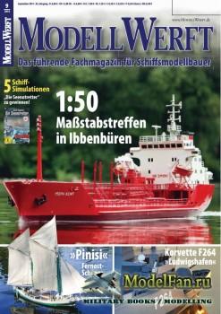 ModellWerft 9/2014