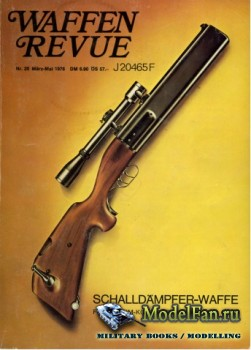 Waffen Revue Nr.20 March-May 1976