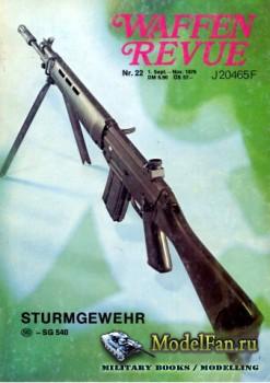 Waffen Revue Nr.22 September-November 1976