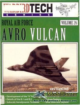 Warbird Tech Vol.26 - Royal Air Force Avro Vulcan