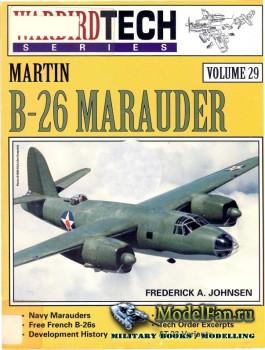 Warbird Tech Vol.29 - Martin B-26 Marauder