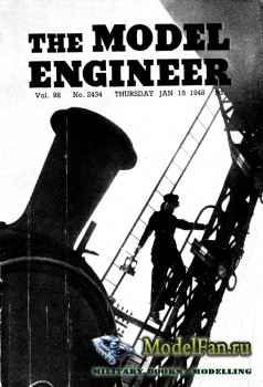 Model Engineer Vol.98 No.2434 (15 January 1948)