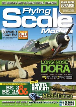 Flying Scale Models №186 (May 2015)
