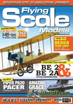 Flying Scale Models №185 (April 2015)