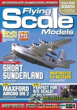 Flying Scale Models №187 (June 2015)