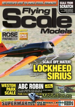 Flying Scale Models №190 (September 2015)