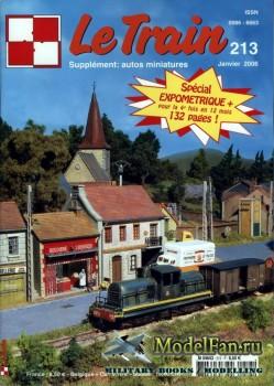 Le Train №213 (January 2006)