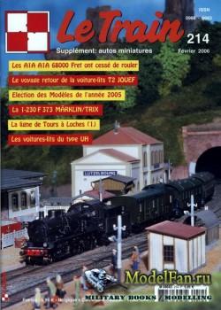 Le Train №214 (February 2006)