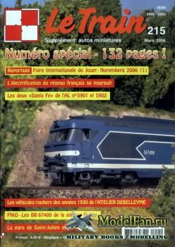 Le Train №215 (March 2006)