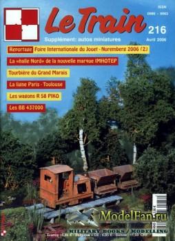 Le Train №216 (April 2006)