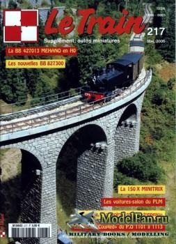 Le Train №217 (May 2006)