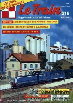 Le Train №218 (June 2006)