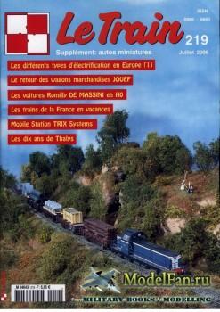 Le Train №219 (July 2006)