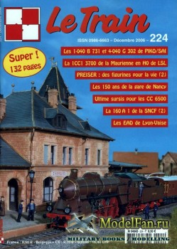 Le Train №224 (December 2006)