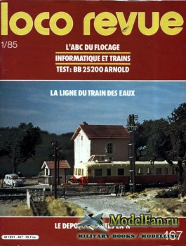 Loco-Revue №467 (January 1985)