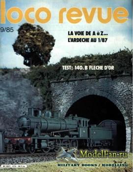 Loco-Revue №474 (September 1985)
