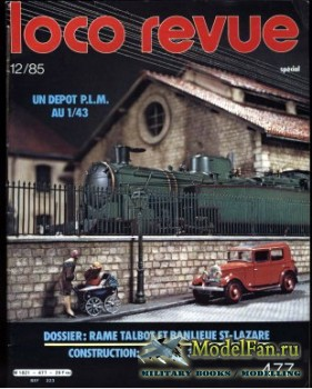 Loco-Revue №477 (December 1985)