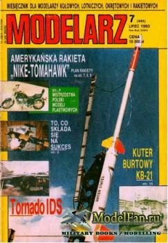 Modelarz 7/1993