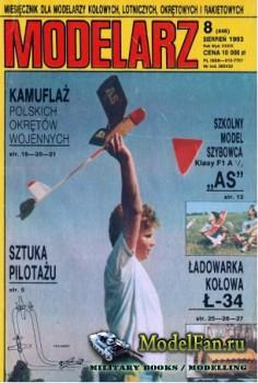 Modelarz 8/1993