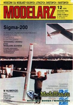Modelarz 12/1993