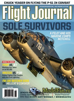 Flight Journal (August 2020)