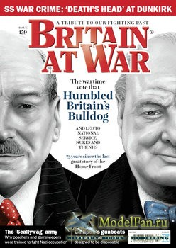 Britain at War Magazine №159 (July 2020)