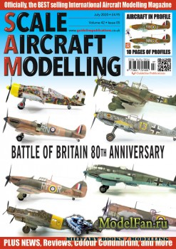 Scale Aircraft Modelling (July 2020) Vol.42 №05