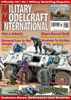 Military Modelcraft International (July 2020) Vol.24 №9
