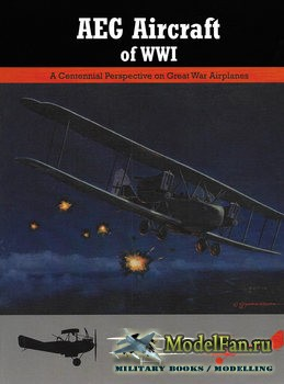 AEG Aircraft of WWI (Jack Herris)