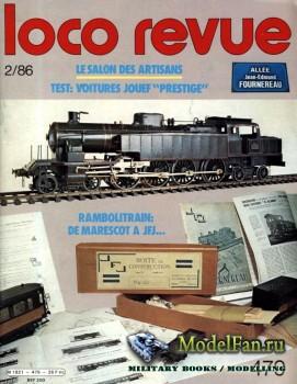 Loco-Revue №479 (February 1986)