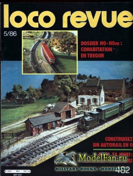 Loco-Revue №482 (May 1986)